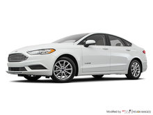 2017 Ford Fusion Hybrid S | Photo 18