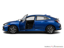2017 Honda Civic hatchback LX   Photo 1