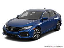 2017 Honda Civic hatchback LX   Photo 8