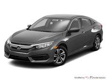 2017 Honda Civic Sedan LX-HONDA SENSING | Photo 8