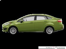 2018 Ford Fiesta Sedan TITANIUM