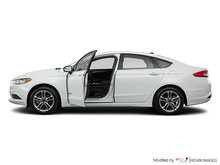 2018 Ford Fusion Hybrid SE   Photo 1