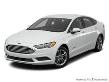 2018 Ford Fusion Hybrid SE   Photo 5