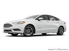 2018 Ford Fusion Hybrid SE   Photo 22