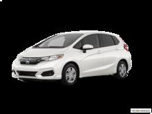2018 Honda Fit LX W/HONDA SENSING