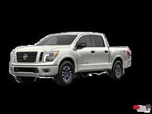 2018 Nissan Titan CREW CAB PRO-4X LUXURY 4X4
