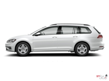 2018 Volkswagen Golf Sportwagen 1.8T Trendline 6sp 4MOTION
