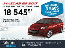 Mazda5 GS 2017 en rabais
