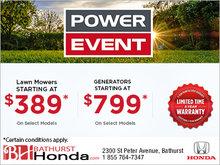 Powerhouse Event