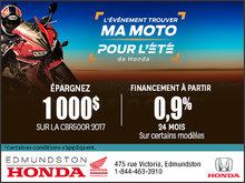 L'événement Trouver ma moto chez Edmundston Honda