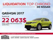 Procurez-vous le Qashqai 2017!