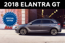 2018 Elantra GT Manual