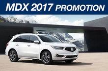 Promotion MDX 2017
