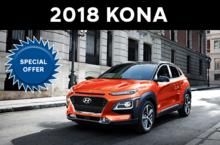 Hyundai 2018 Kona 2.0L
