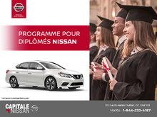 Programme pour diplômés Nissan chez Capitale Nissan