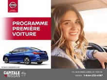 Programme première voiture chez Capitale Nissan