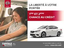 1ère et 2ème chance au crédit chez Capitale Nissan