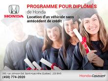 Programme diplômés