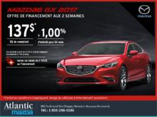 Procurez-vous la Mazda6 2017 aujourd'hui!