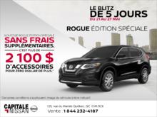 Le Rogue 2019 en rabais! chez Capitale Nissan
