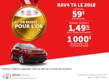Toyota RAV4 2018