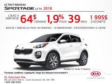 Louez la Kia Sportage 2018