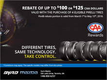 Save on Pirelli Tires