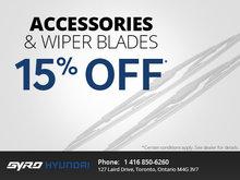 Accessories & Wiper Blades