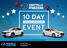 Kentville Mazda Customer Appreciation Event