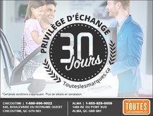 Privilège d'échange de 30 jours