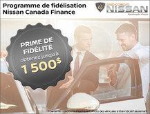 Programme fidélité de Nissan