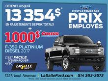 Ford F-350 Platinum Diesel 2017