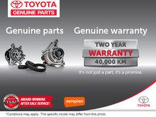 Genuine Parts Warranty Offer!