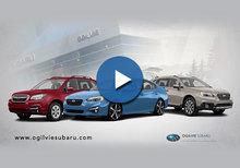 Ogilvie Subaru - octobre