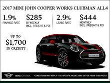 2017 MINI John Cooper Works Clubman ALL4