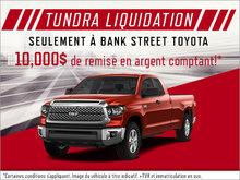 Tundra Liquidation