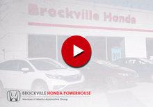 Brockville Honda - October