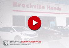 Brockville Honda - July