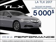 Acura TLX 2017 à Camco Acura