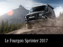 Le Fourgon Sprinter 2017