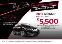 2017 Nissan Rogue at Morrey Nissan