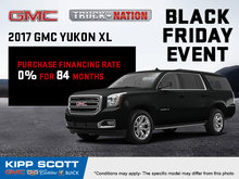 Get the 2017 GMC Yukon XL Today!