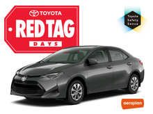 NEW TOYOTA COROLLA DEALS IN MONTREAL