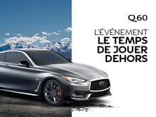 INFINITI Q60 NEUF EN PROMOTION À MONTRÉAL