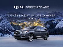 INFINITI QX60 NEUF EN PROMOTION CHEZ SPINELLI À MONTRÉAL