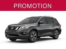 Nissan Pathfinder neuf en promotion à Montréal