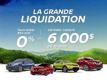 L'Événement La Grande Liquidation de Nissan