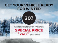 Get your Vehicle Ready for Winter