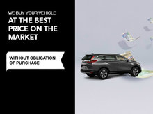 We buy back your vehicle at the Best Price