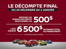Le Décompte Final Nissan